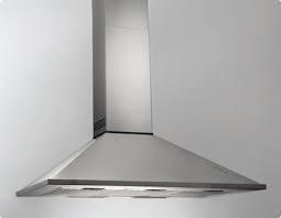 campana cocina tst pirámide 90cm acero inoxidable
