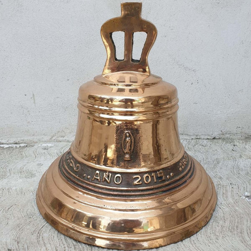 campana de 30 kilogramos para hacienda, iglesia, capilla