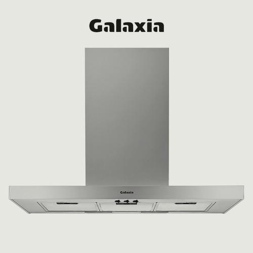 campana de cocina galaxia con motor a. inox 90