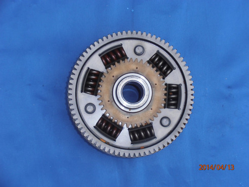 campana de embreagem xt660 mt03 tenerre 660