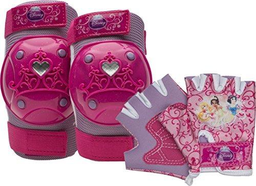 campana de la princesa de ratón y guantes equipo de protecc