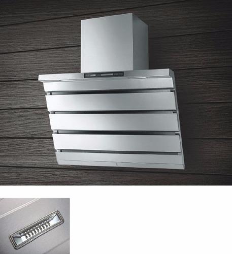 campana de pared modelo agata digital - cnrt  90 cm