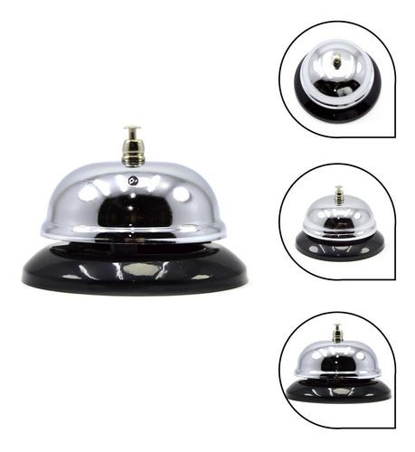 campana de recepción en acero de lujo en alta calidad.