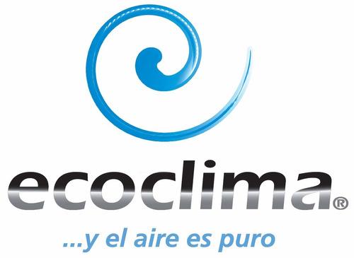 campana ecoclima con motor envio gratis a todo el pais