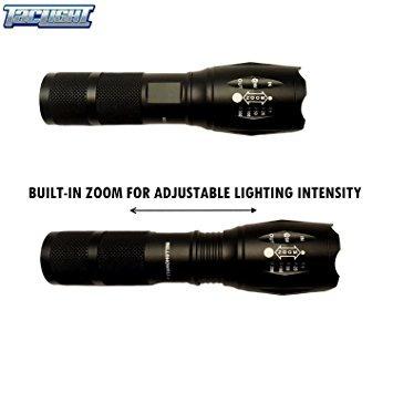 campana howell 1176 taclight de alta potencia linterna tác