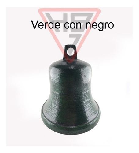 campana imitacion antigua grande sin mensula