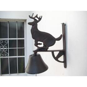 Campana Llamador Ciervo De Carlos Keen Somos Fabricantes