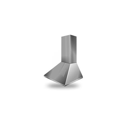 campana llanos classic triangular 60 cm acero inoxidable