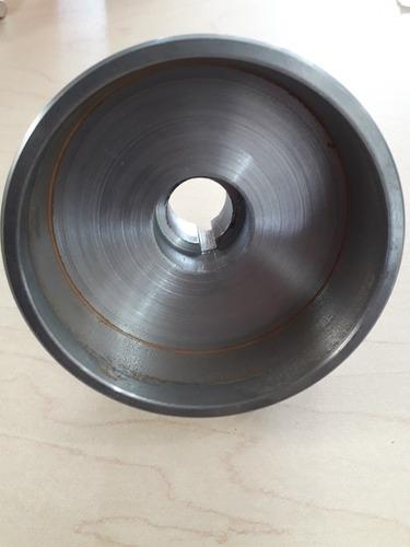 campana para bailarina o compactadora mikasa