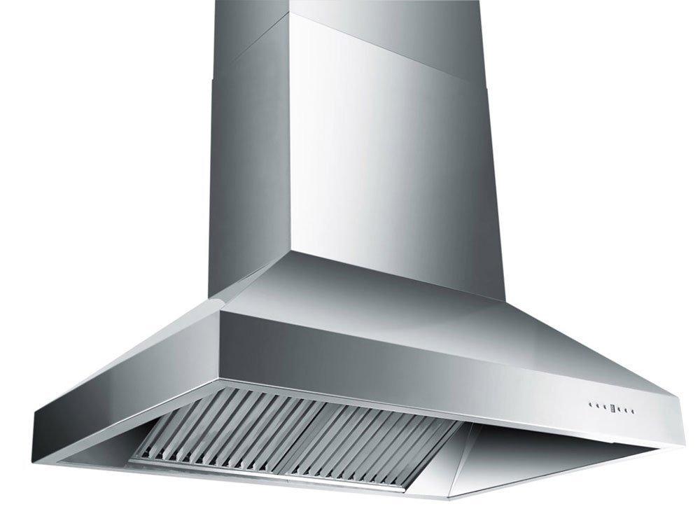 Campana para cocina acero inoxidable extractor 48 pulg vv4 for Cocinas de acero inoxidable para restaurantes