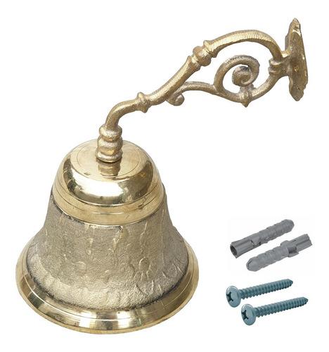 campana para timbre (campana de pared) de bronce