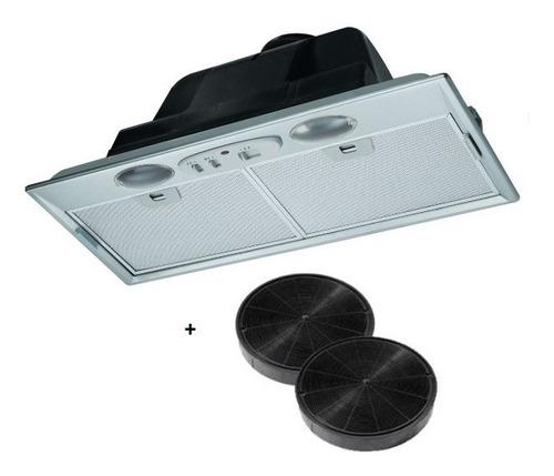 campana purificador spar franke inca box 52cm acero + filtro