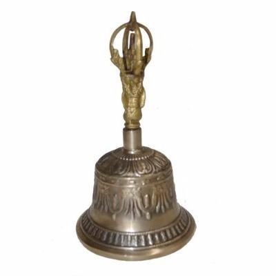 campana tibetana original,extra grande.importada desde nepal