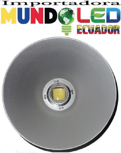 campana tipo reflector led 100w- campana led industrial.