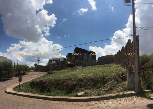 campanario / terreno residencial con hermosa vista a la ciudad