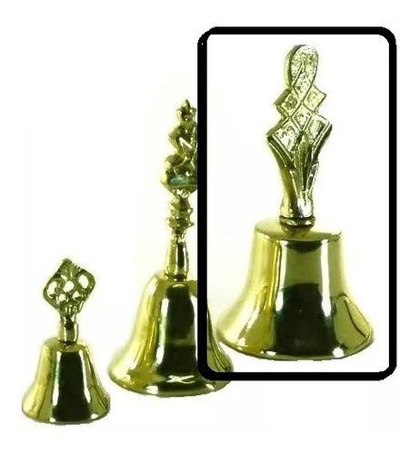 campanas / cinetas de bronce macisa grande - vs modelos