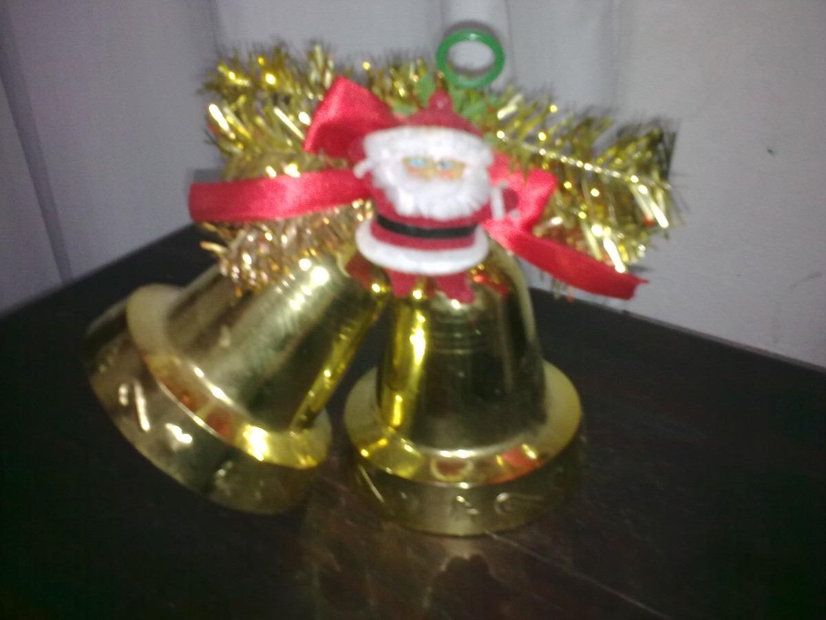 stunning campanas navideas para la puerta with campanas navideas - Campanas Navideas
