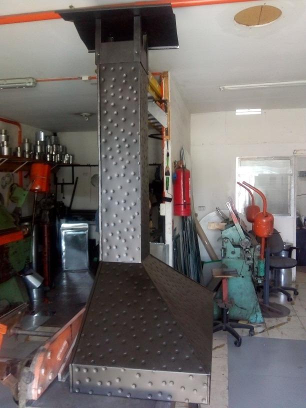 Campanas Para Quincho Cocina O Restaurante 45 000 En Mercado