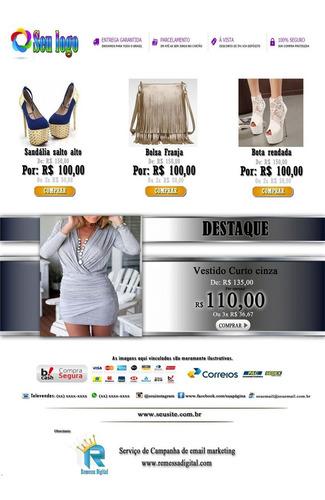 campanha de email marketing publicidade 5.000 envios