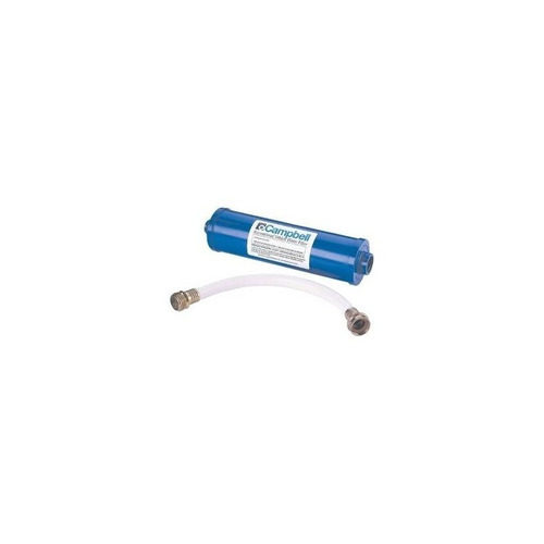 campbell rvdh-34 desechable rv pre-tank filter system