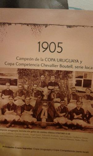 campeón del siglo 20 club atlético peñarol
