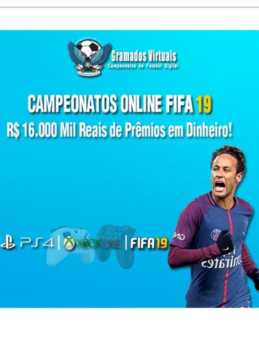 campeonatos online de fifa 19
