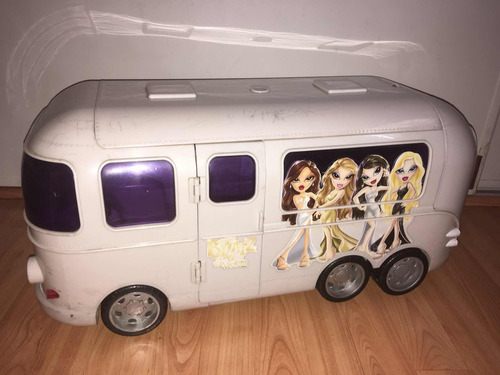 camper barbie