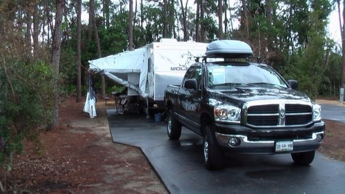 camper casa rodante toy hauler impecable
