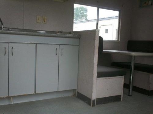 camper , caseta , remolque , casa , habitacion movil c/ bañ
