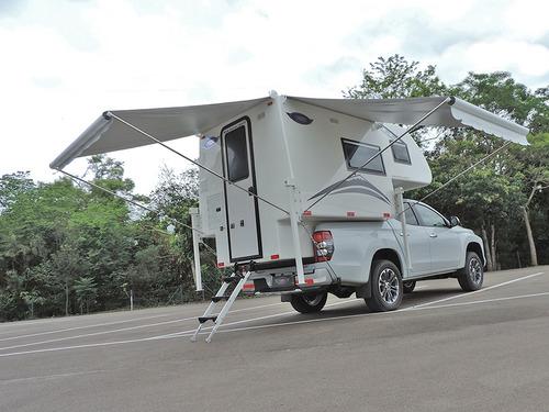 camper duaron hard top (sin camioneta)