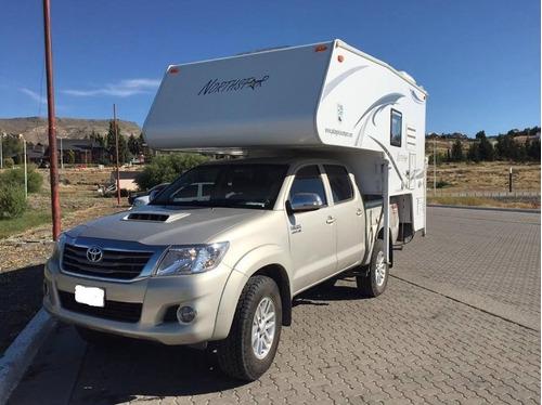 camper motorhome northstar 700fd