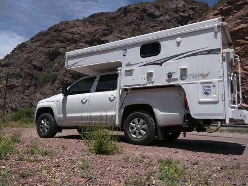 camper northstar americano 650sc pop-up motorhome rodante