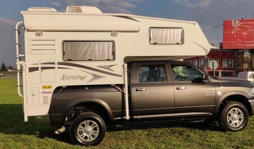 camper northstar americano motorhome casa rodante 4x4 (usa)