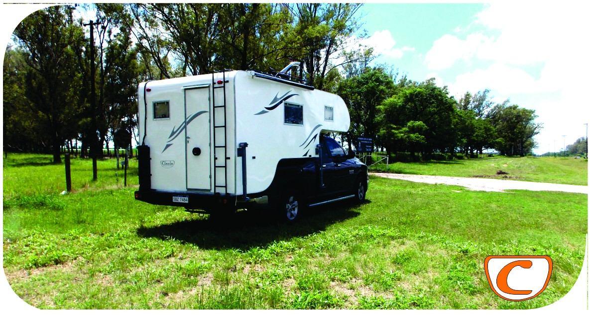 Camper Para Camionetas Doble Cabina F100 498 550 En