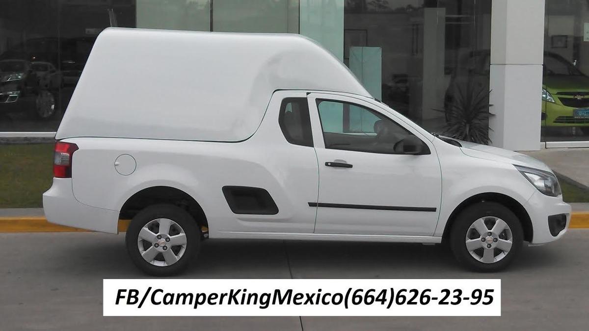 Venta De Autos Usados >> Camper, Para Chevrolet Tornado Ck-700 2011 Al 2016 ...