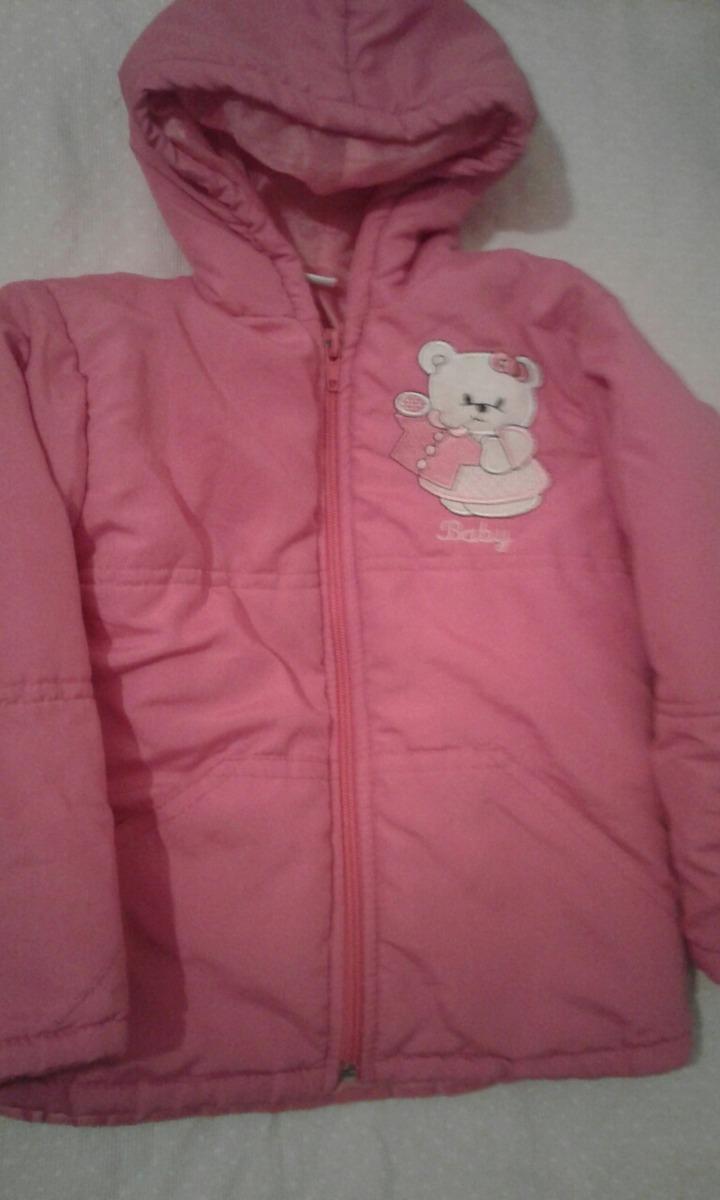 dff1f4978 campera abrigo 12 meses 1 año rosa beba bebé tapado. Cargando zoom.