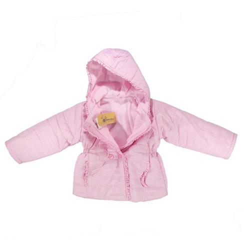 campera abrigo con polar beba h/ 3 años  regalosdemama