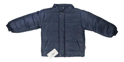 campera abrigo escolar azul uniforme colegio. regalosdemama
