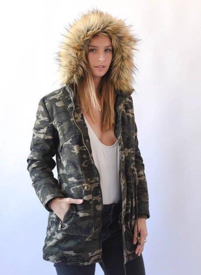 85f808c84b185 campera abrigo parka cazadora gabardina importada camuflada. Cargando zoom.