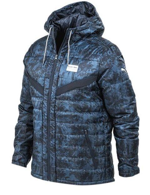 Campera abrigo puma