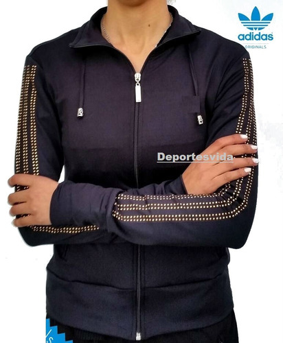 campera adidas  mujer deporte running gym crossfit