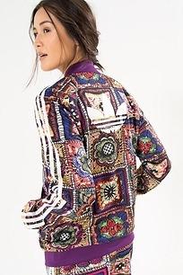 sitio de buena reputación unos dias gran colección Campera adidas Originals Crochita Sst Tt - $ 2.999,00 en Mercado Libre