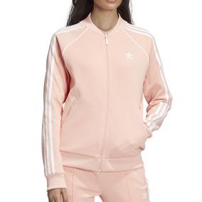 Sudadera Adidas Deportiva Originals Claro Mujer Ropa De Rosa Yfv6gbmI7y