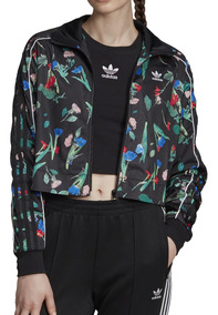 Campera adidas Originals Moda Track Top Mujer Ngvd
