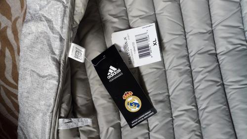 Super descuento proporcionar una gran selección de fecha de lanzamiento: Campera adidas Pluma Real Madrid - $ 2.600,00 en Mercado Libre