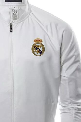 Campera adidas Real Madrid 2016 Newsport -   1.820 8553103bf88b7
