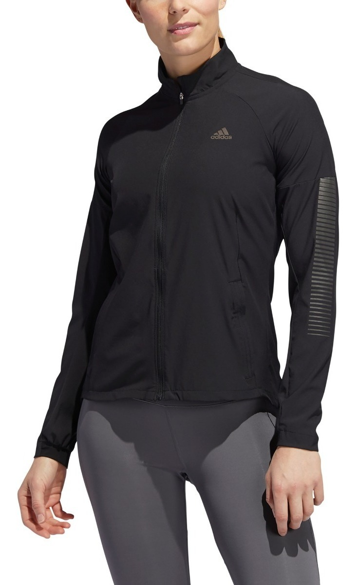 Campera adidas Runr Jacket Running Impermeable De Mujer