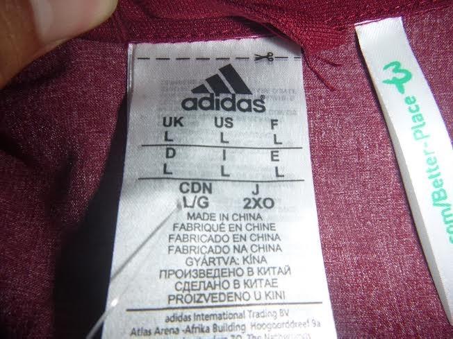 Campera adidas Selección De Venezuela -   2.200 390829f6b492e