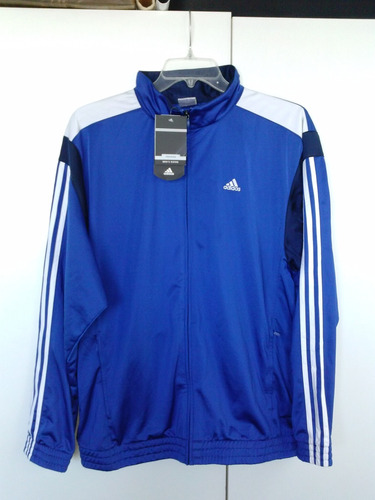 campera adidas tricot track talle l