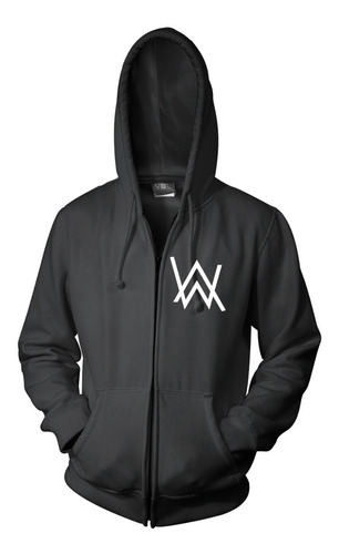 campera alan walker color animal